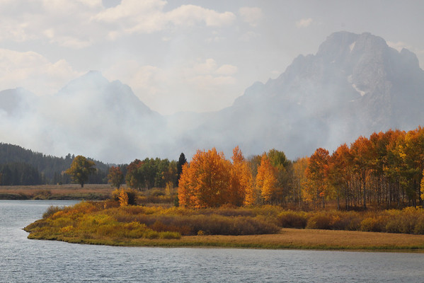Teton Fall 2009